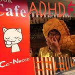《名古屋》大人のADHDが集まるブックカフェ!成人アスペルガーも多動症な人もここに行け