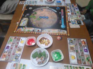 ボードゲームカフェSonnenSpiele ゾンネシュピール