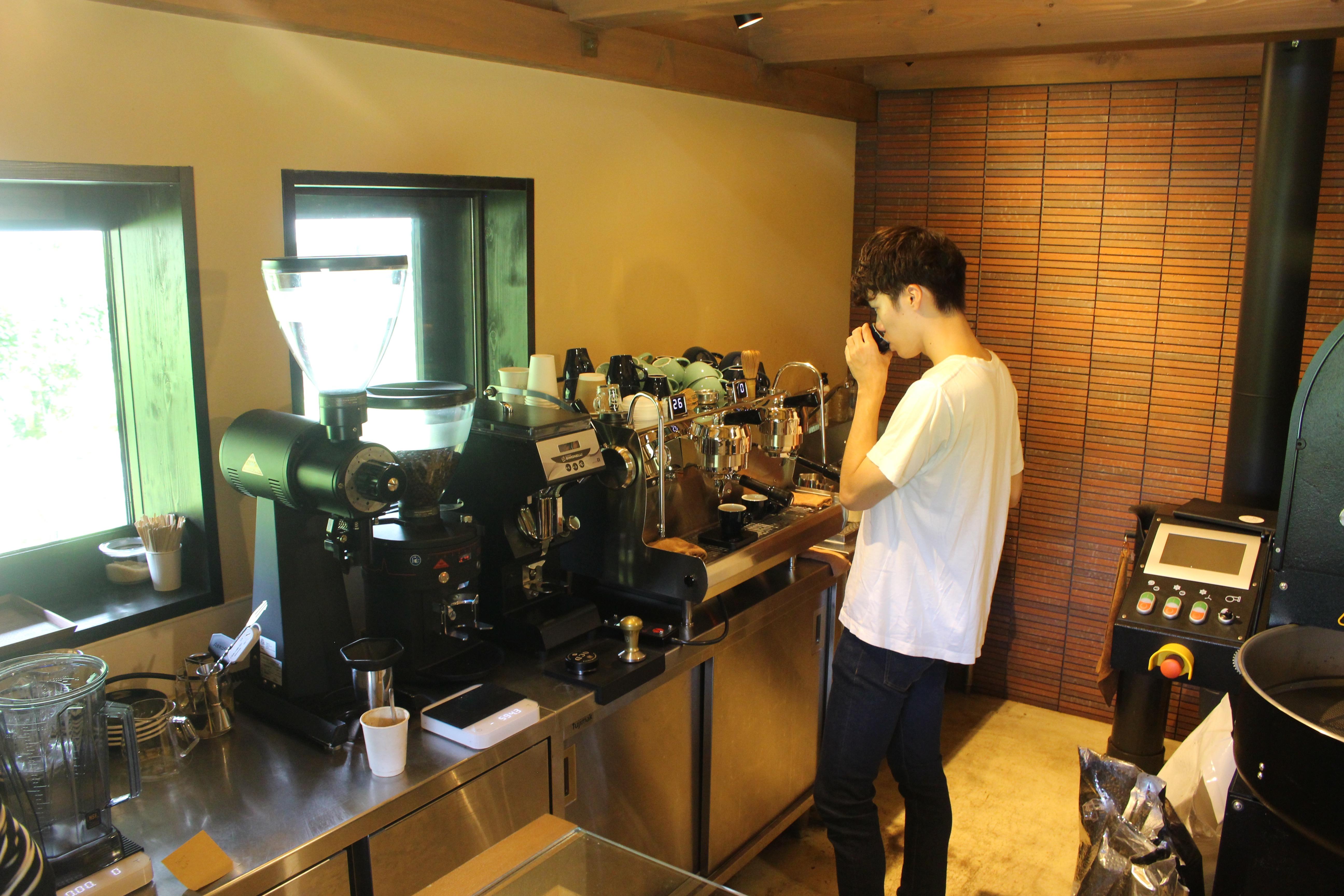 細沼瑠偉(るい)の現在は?ワークベンチコーヒーカフェオーナーにインタビューしてみた。