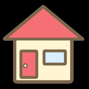 家のフリー素材