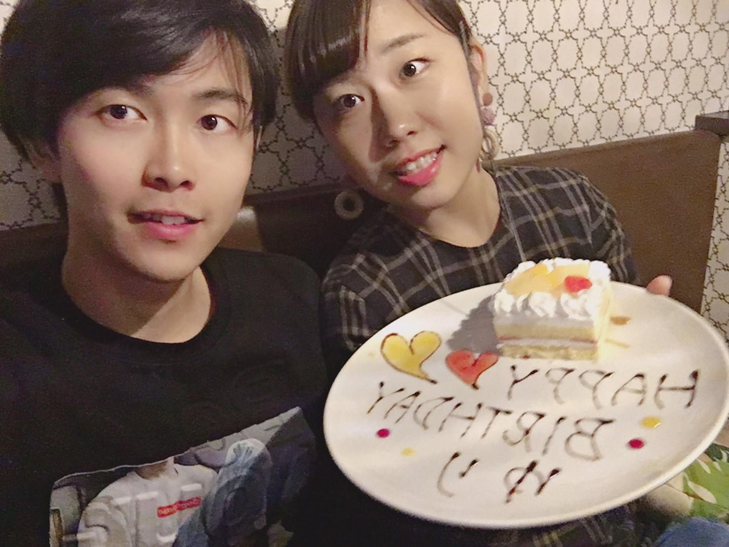 ベビーフェイスプラネッツ三河安城店で誕生日サプライズ祝い!安いし個室!高校生でもok!