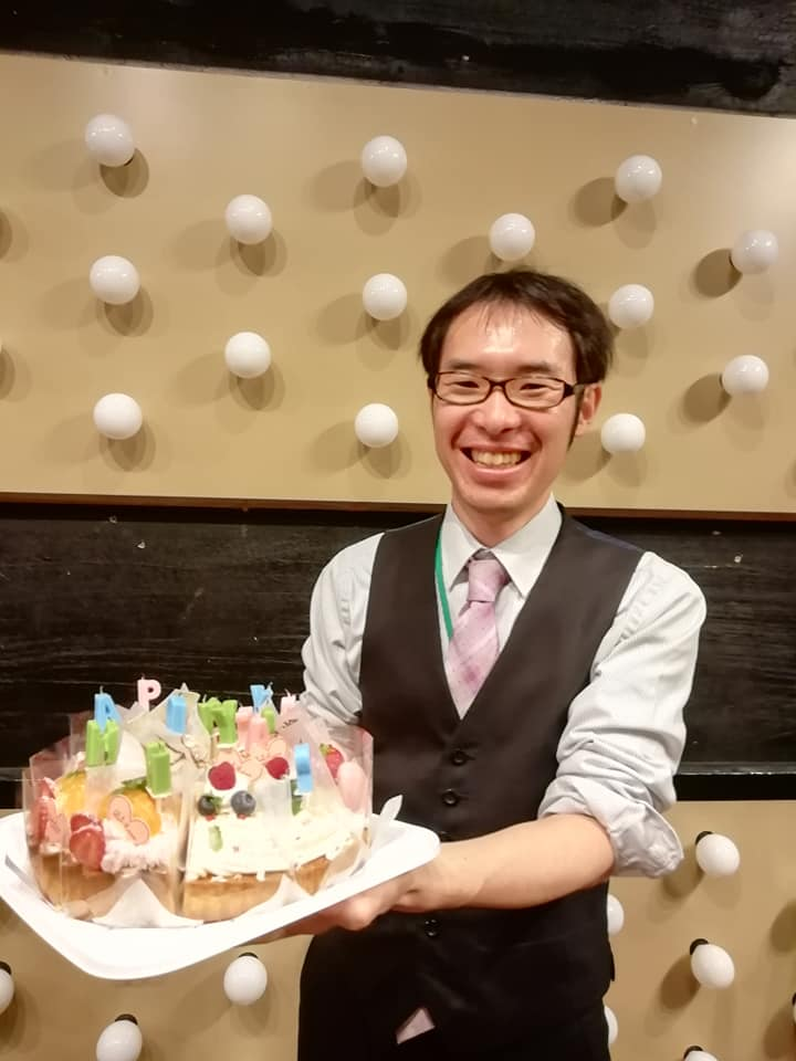 あのおかしカフェ&バー経営者加藤大典